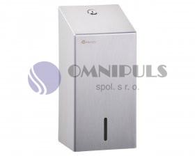 Merida BSM401 - Zásobník na toaletní papír skládaný STELLA mat