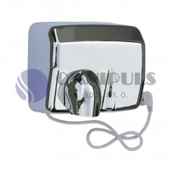 Merida EIP103 - Elektrický sušič /osoušeč/ rukou STARFLOW PLUS lesklý /EIP103/