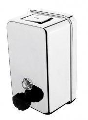 Nimco HPM 8131-18 zásobník na tekuté mýdlo 1100ml broušená nerez LESK