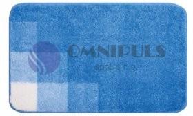 Koupelnová předložka Grund UDINE světle modrá, 50 x 80 cm
