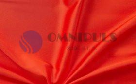 Brotex Červené satén prostěradlo plachta bez gumy 240x230