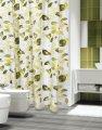 Brotex Zelené rostliny 180 x 200 cm závěs